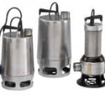 משאבת ביוב חשמלית מדגם Unilift AP