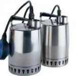 משאבת ביוב חשמלית טבולה מדגם Unilift KP